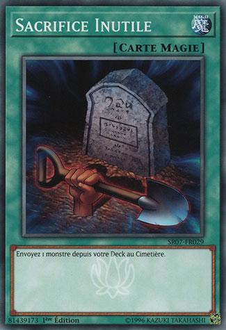 Sacrifice Inutile