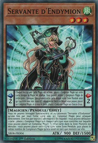Servante d'Endymion