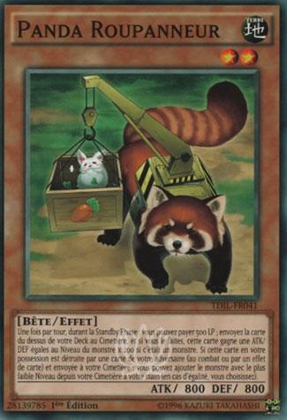 Panda Roupanneur