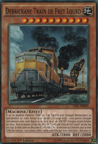 Derricrane Train de Fret lourd