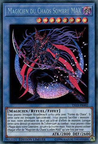 Magicien du Chaos Sombre MAX