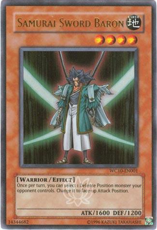 Maître Samouraï des Katanas