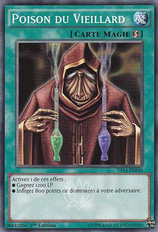 Poison du Vieillard