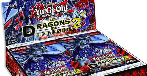 Toutes les cartes des Dragons de Légende 2