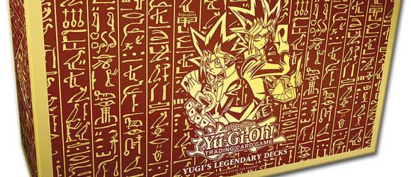 Decks Légendaires de Yugi