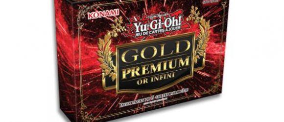 Toutes les cartes Gold Premium : Or Infini