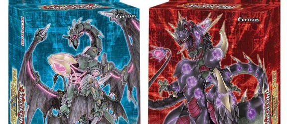 Toutes les cartes des Decks de Structure Le Reacteur des Machines et La Rage du Dinobroyeur