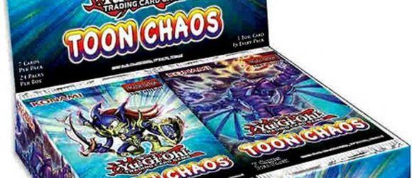 Toutes les cartes du Chaos Toon