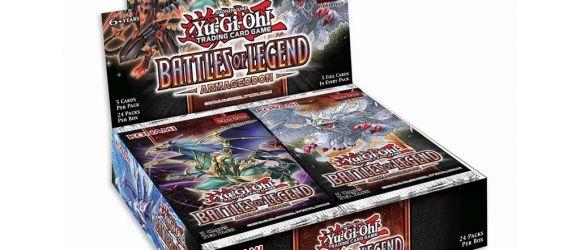 Toutes les cartes des Batailles de Légende : Armageddon